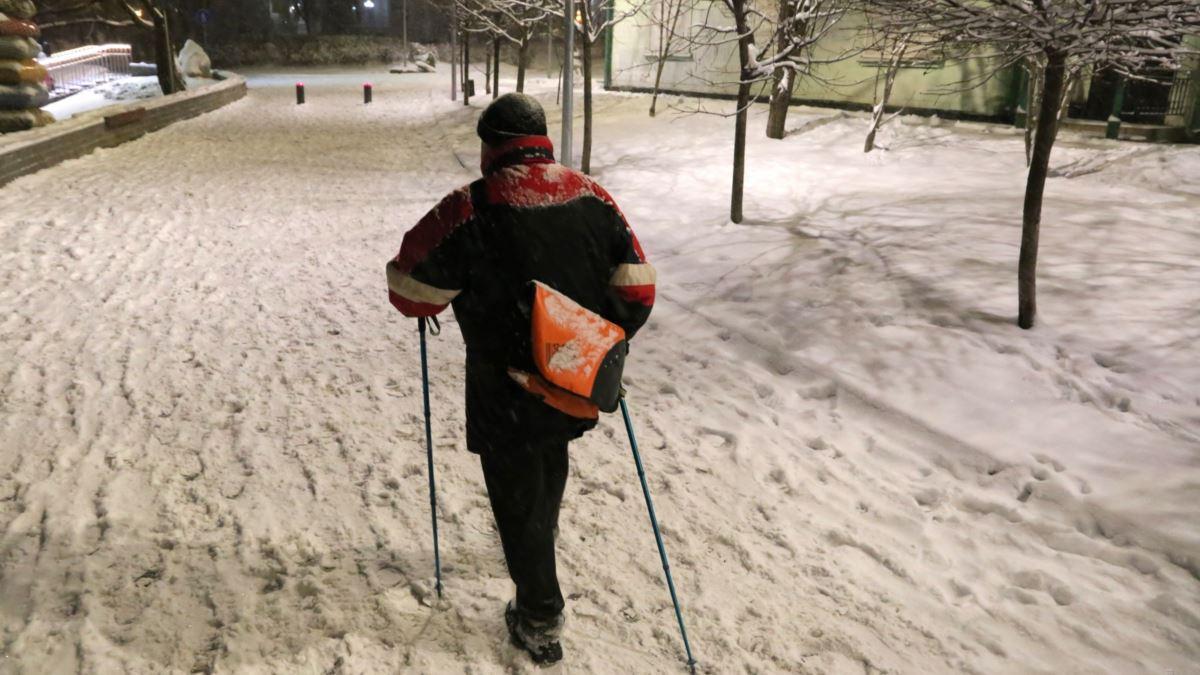 В Україні оголосили штормове попередження на 1 лютого