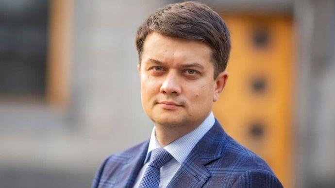 """""""Тому що послідовний"""": Разумков пояснив, чому не голосуватиме за Вітренка втретє"""